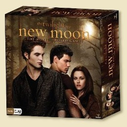 juego de mesa new moon / luna nueva