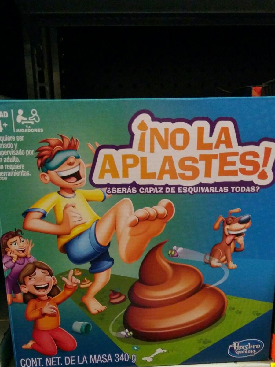 Juego De Mesa No La Aplastes 100 00 En Mercado Libre
