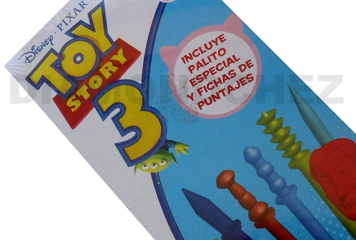 Juego De Mesa Palitos Chinos Magicos Toy Story 99 00 En Mercado