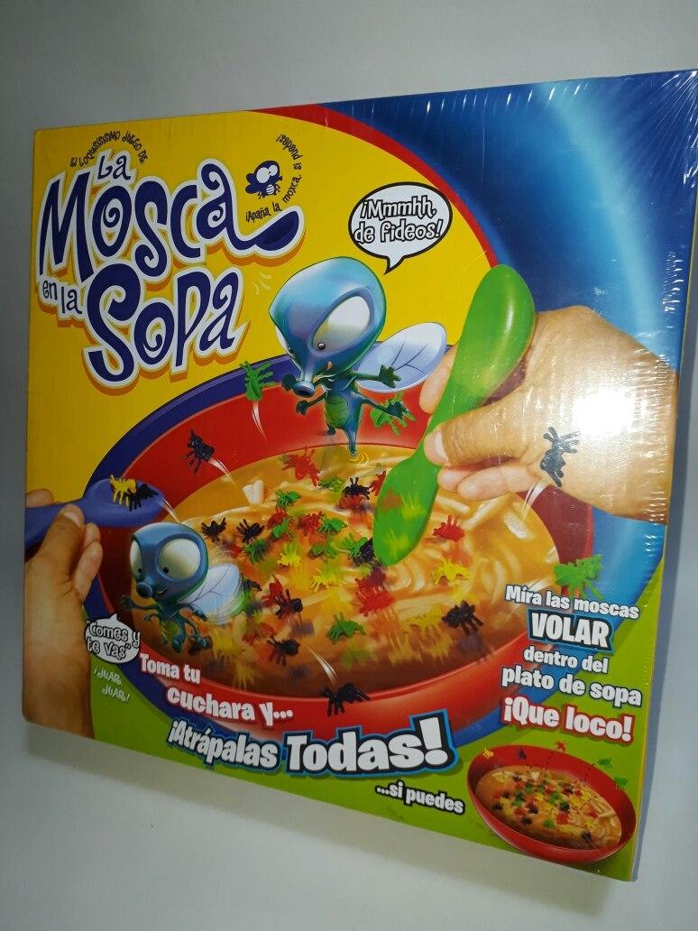 Juego De Mesa Para Ninos La Mosca En La Sopa Fotorama 780 00