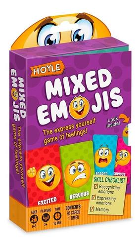 juego de mesa para niños mixed emojis