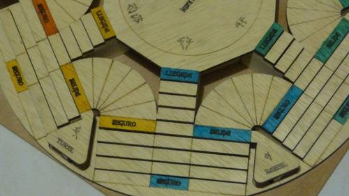 juego de mesa (parques) soul reaver