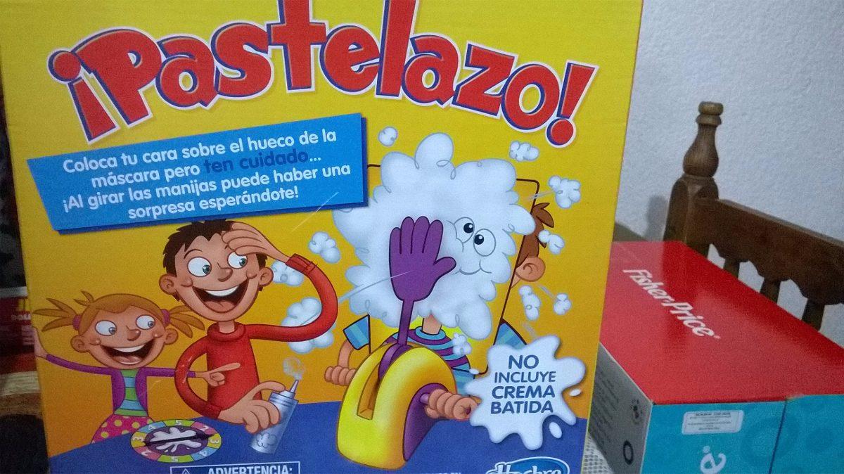 Juego De Mesa Pastelazo 549 00 En Mercado Libre