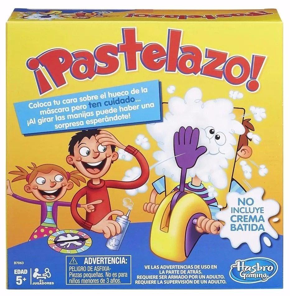 Juego De Mesa Pastelazo Original Hasbro La Lucila 1 769 00 En