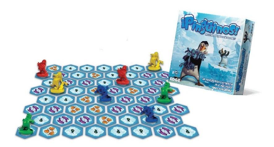 Resultado de imagen para pinguinos juego de mesa