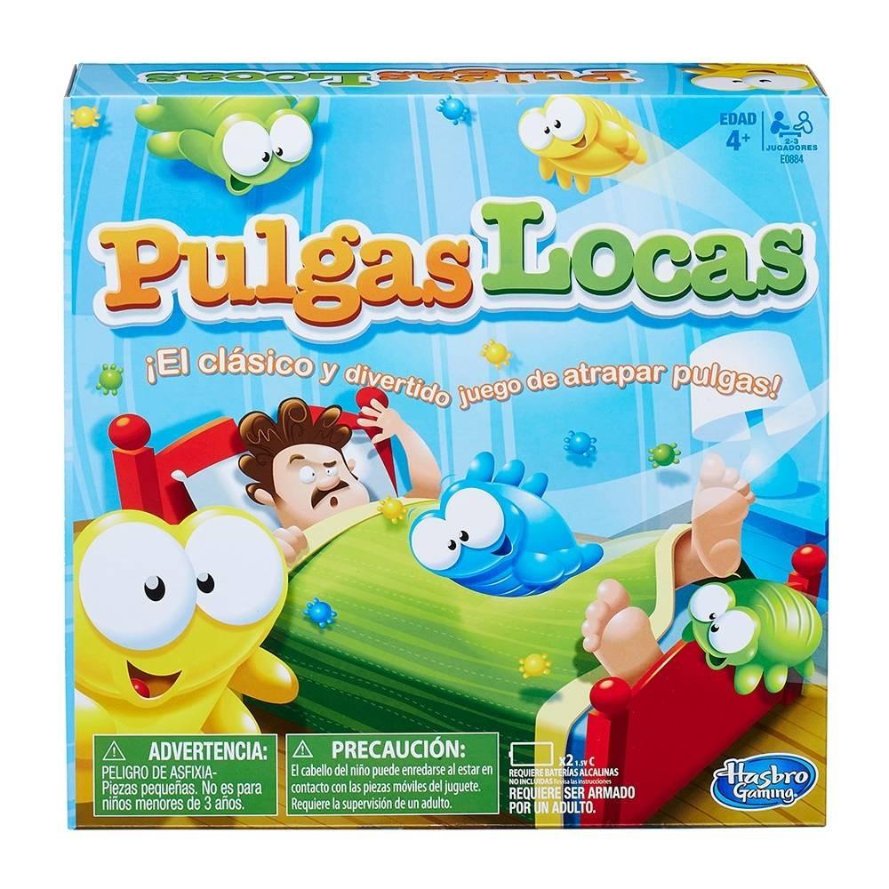 Juego De Mesa Pulgas Locas De Hasbro 699 00 En Mercado Libre