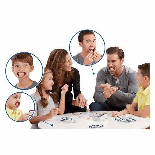Juego De Mesa Que Dijoo Ninos Vs Padres Familia Espano C3145