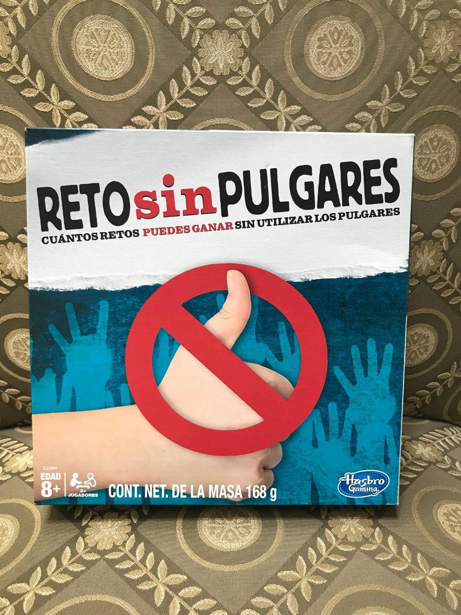 Juego De Mesa Reto Sin Pulgares Envio Gratis 480 00 En Mercado Libre