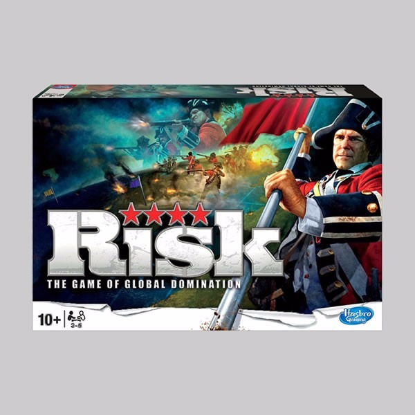Juego De Mesa Risk 199 999 En Mercado Libre