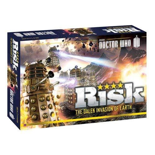 Juego De Mesa Risk Doctor Who 1 999 00 En Mercado Libre