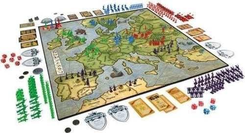 Juego De Mesa Risk Europe De Hasbro Nuevo Envio Gratis 1 499 00