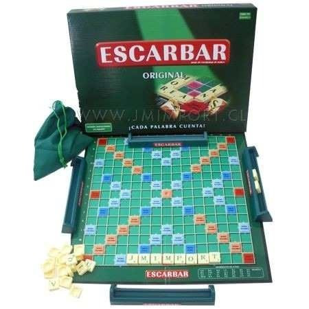 Juego De Mesa Scrabble Original Bs 81 500 00 En Mercado Libre