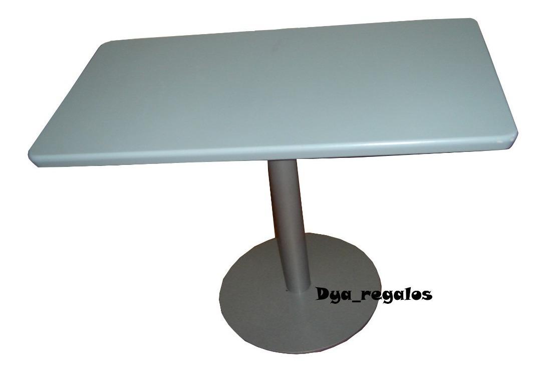 Juego De Mesa Simet Para Pintar Rectangular 4 Sillas 470000