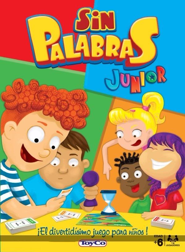 Juego De Mesa Sin Palabras Junior Toyco 699 00 En Mercado Libre