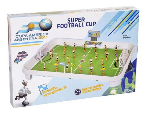 juego de mesa super futbol copa america ditoys original