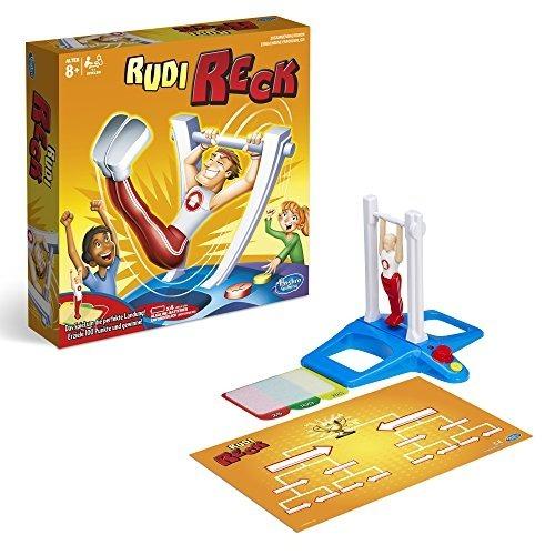 Juego De Mesa Super Gimnasta Original Hasbro Gaming 1 459 00 En