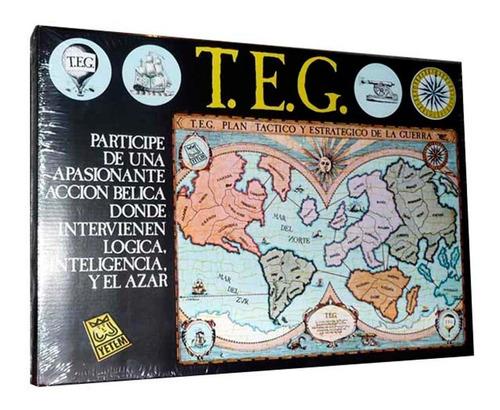 juego de mesa teg tradicional juego de guerra