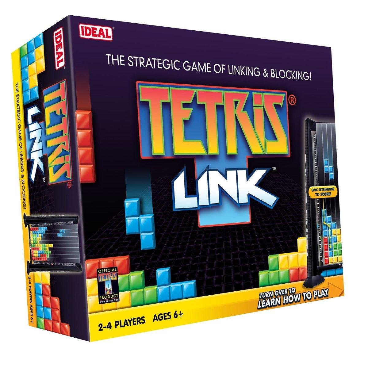 Juego De Mesa Tetris Link Envio Gratis