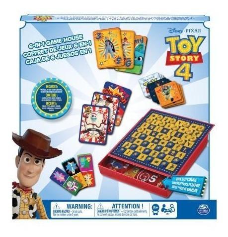 juego de mesa toy story 4