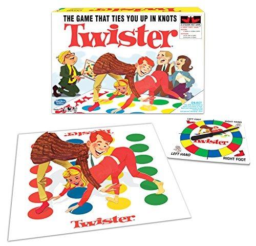Juego De Mesa Twister Classic 144 900 En Mercado Libre