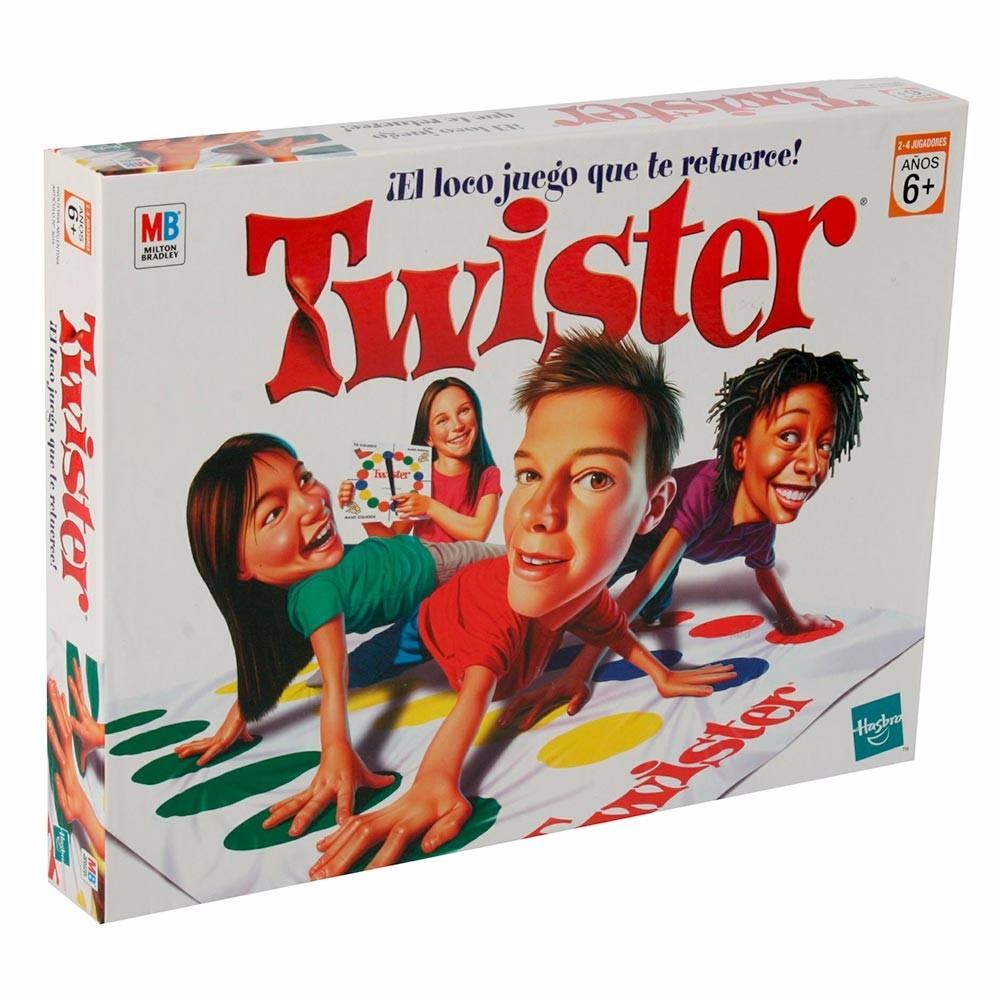 Juego De Mesa Twister Dia Del Nino 549 00 En Mercado Libre
