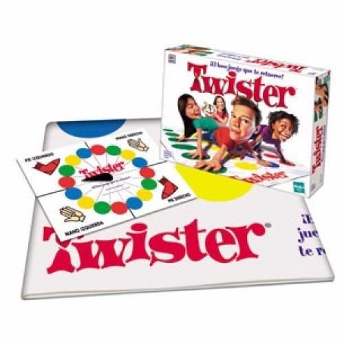 juego de mesa twister version original de hasbro