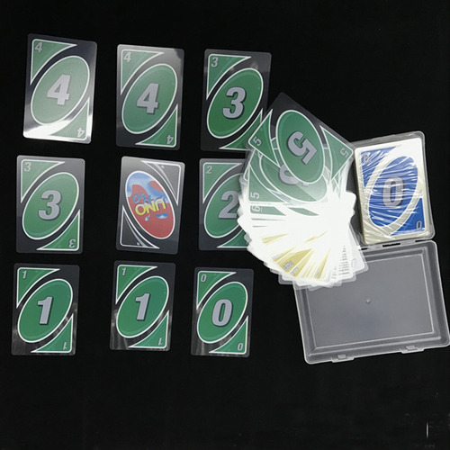 juego de mesa uno h2o