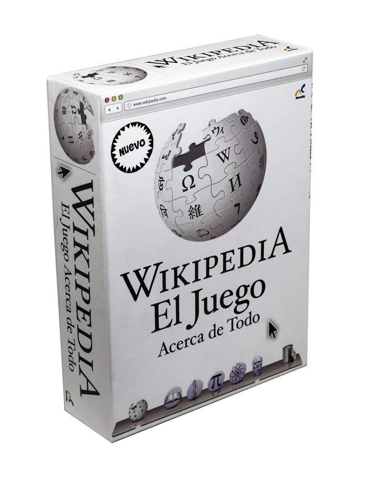 Juego De Mesa Wikipedia El Juego 299 00 En Mercado Libre