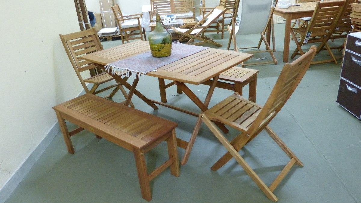 De madera para jardin marcadores para nuestro jardn for Juego de mesa y sillas de jardin