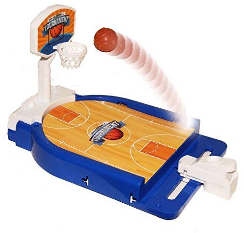 Juego De Mesa Mini Baloncesto Desktop Arcade Hoops Slap S 943 00