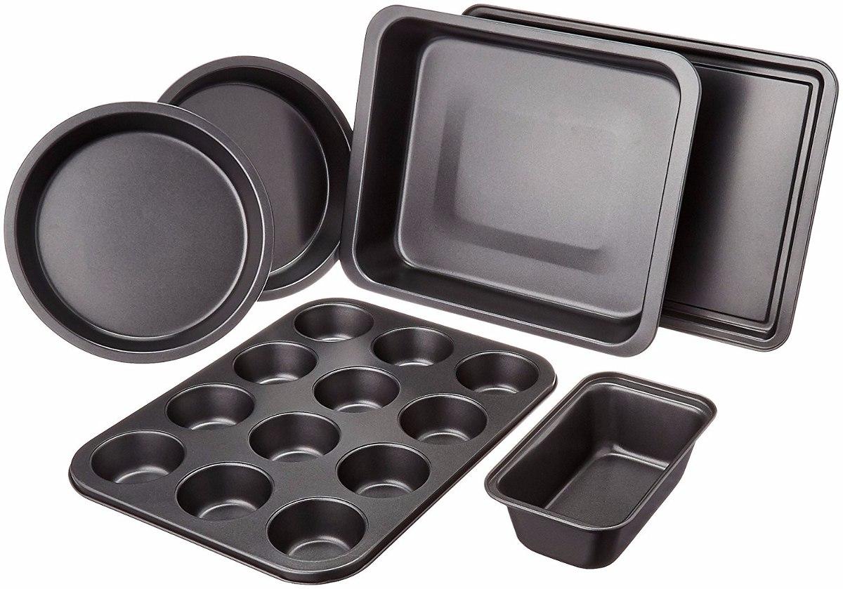 Juego de moldes de cocina de 6 piezas envio gratis for Moldes de cocina