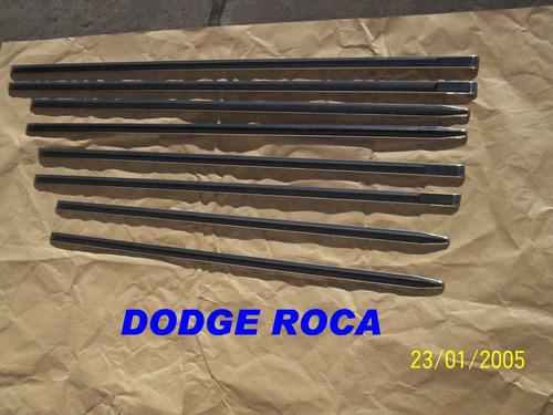 juego de molduras dodge - 1500 ( s/5)