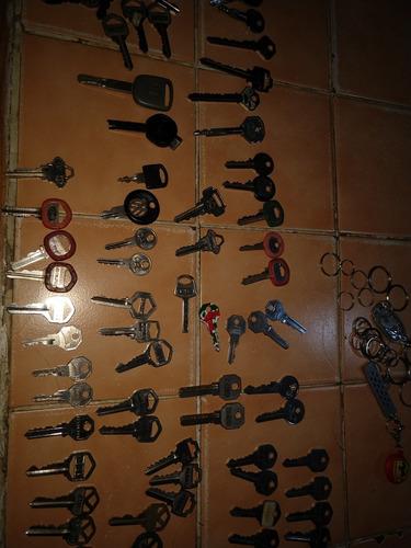 juego de muchas llaves para manualidades