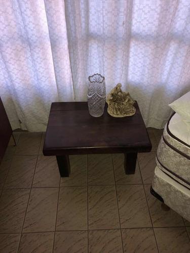 juego de muebles de algarrobo
