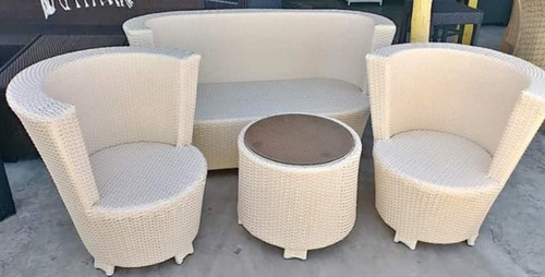 Muebles De Terraza En Mimbre En Mercado Libre República