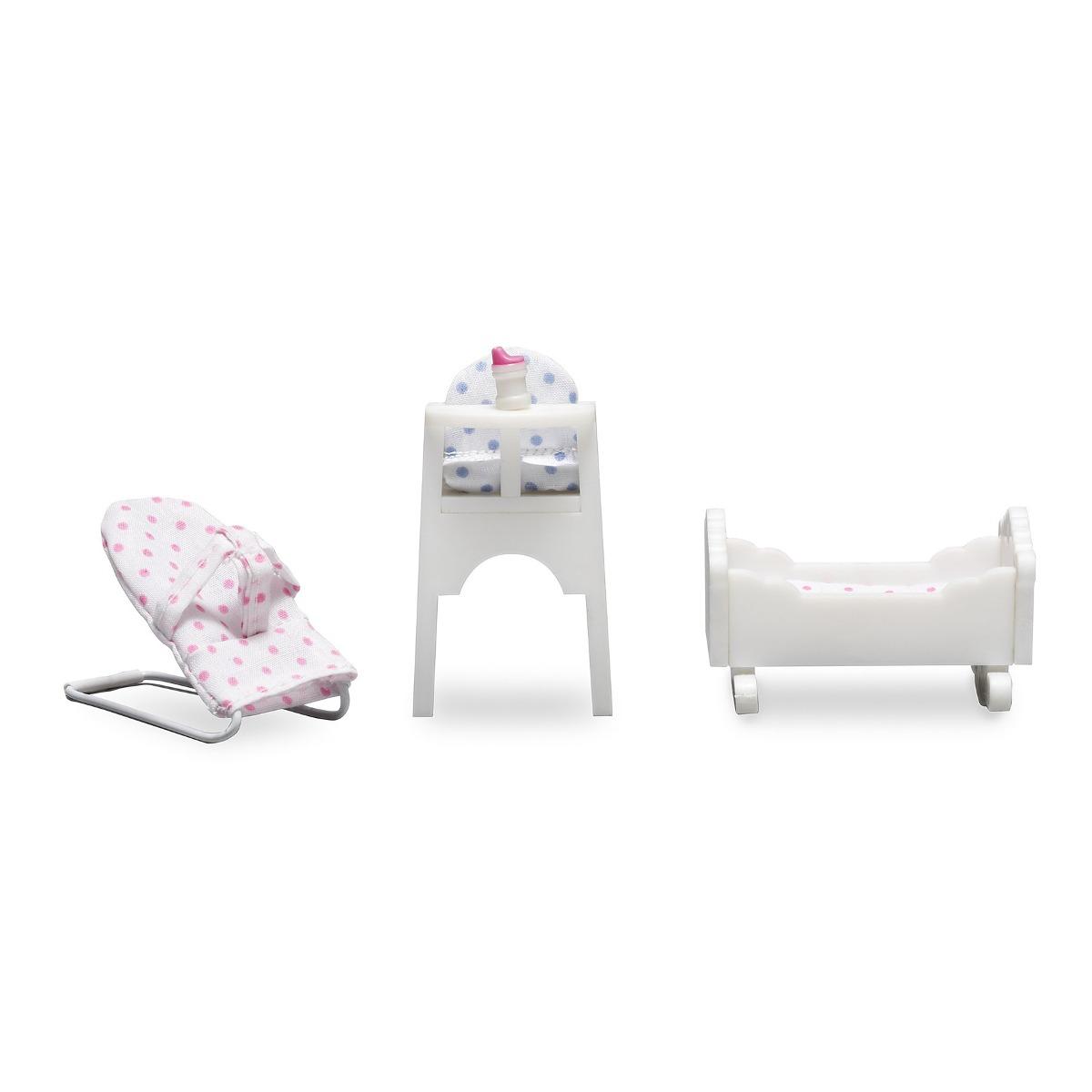 Juego De Muebles Para Bebés Lundby Smaland Dollhouse - $ 84.599 en ...