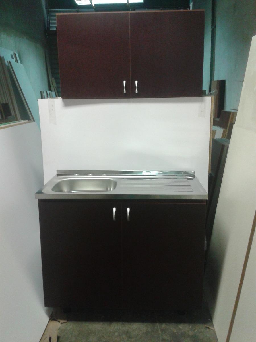 Juego de muebles para cocina de 1 metro oferta bs for Cocina 3 metros pared
