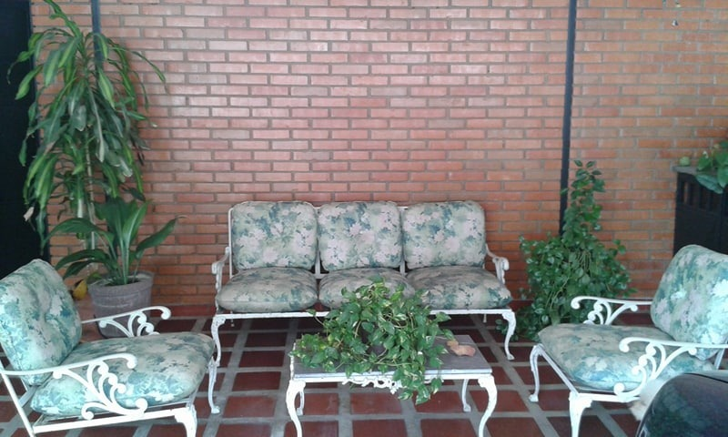 Excepcional Tablechairs Plástico Muebles De Exterior Bandera ...