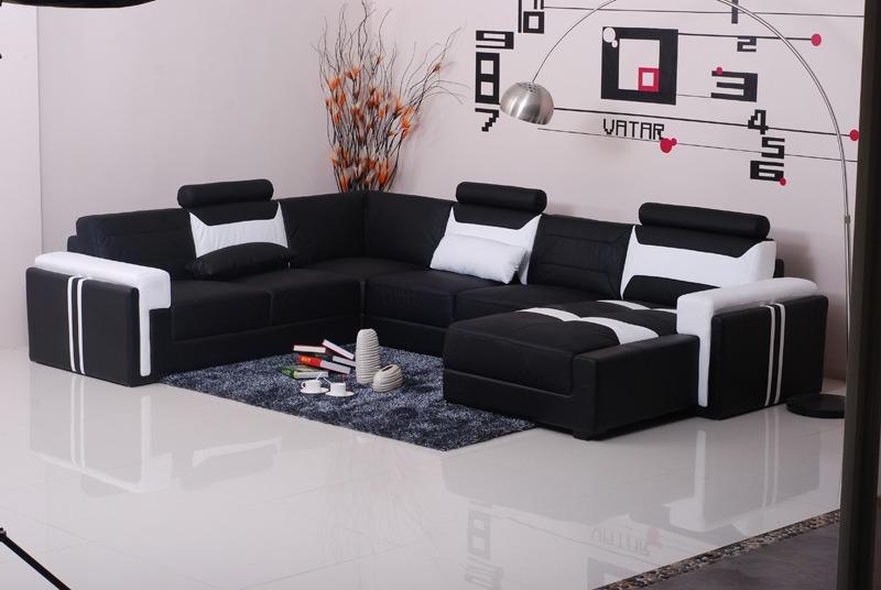 Juego de muebles para sala living lineal sl 013 u s 1 for Juego de muebles para sala modernos