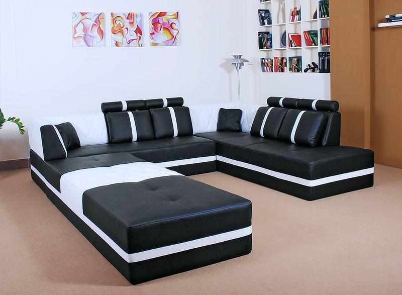 Juego de muebles para sala living lineal sl 026 u s 1 for Juego de muebles de sala