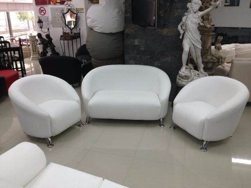Juego de muebles viviana sofa 2 ptos 2 poltronas bs for Sofas y sillones a juego