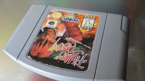 juego de nintendo 64,fighters destiny.