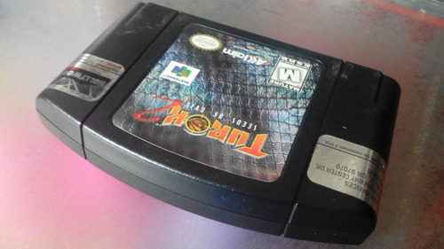 juego de nintendo 64,turok 2.