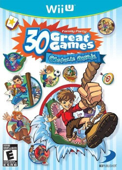 juego de nintendo wii u 30 great games original