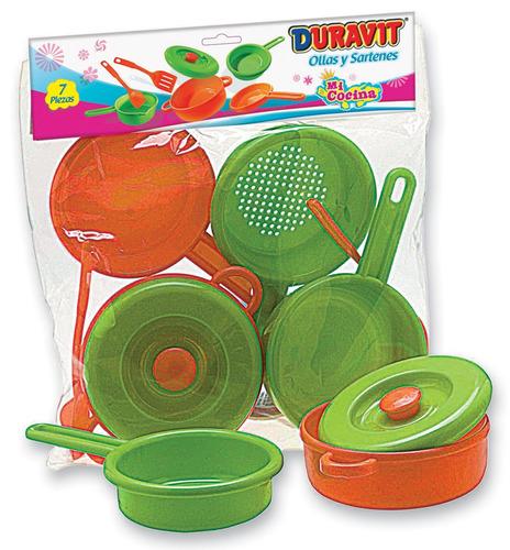 juego de ollas mi cocina 612 duravit souvenirs regalo cumple