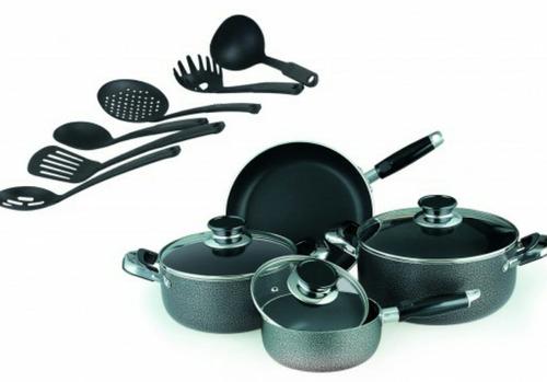 juego de ollas /ollas de cocina de lujo  calidad  guttlem