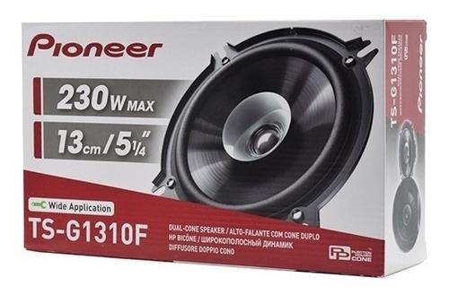 juego de parlantes auto pioneer ts-g1310f 5 pulgadas 230w