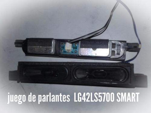 juego de parlantes yv lg 42ls5700 smart