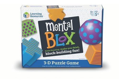 juego de pensamiento analítico mental blox