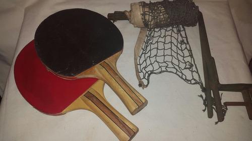 juego de pin pon con red